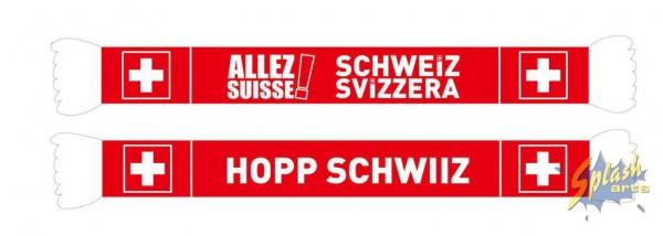 fan scarf switzerland
