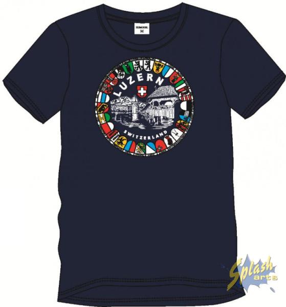 T-Shirt Kap.Br. Wap 20 Marine-M