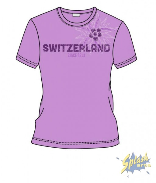 Edelweiss violet XL
