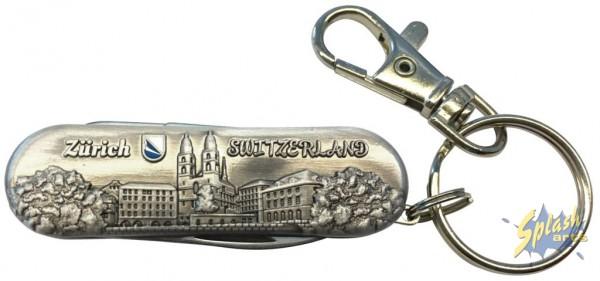 couteau Zurich silver petit
