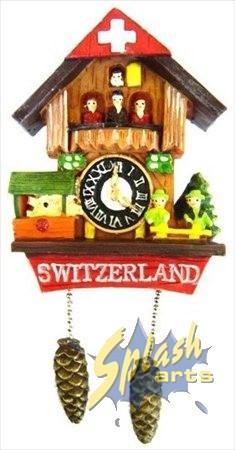 Swiss cuckoo clock