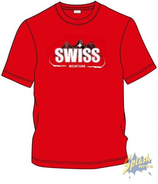 Swiss Unlimited red XXL