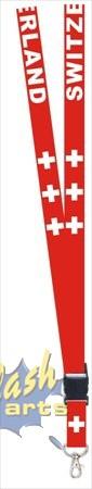 Switzerland Lanyard