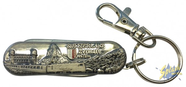 knief Zermatt silver small