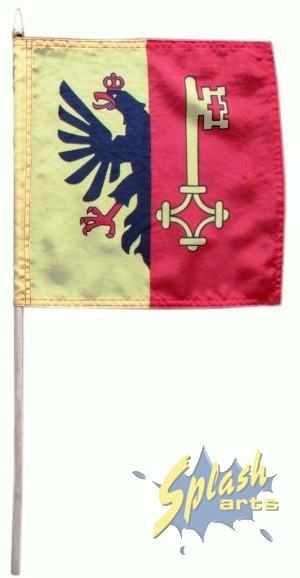 Geneva banner flag