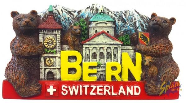 Bern 3D Magnet