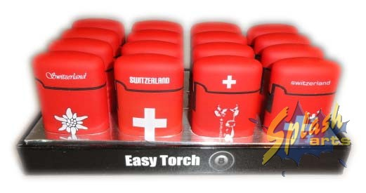 V-Fire Easy Torch Rubber Swiss
