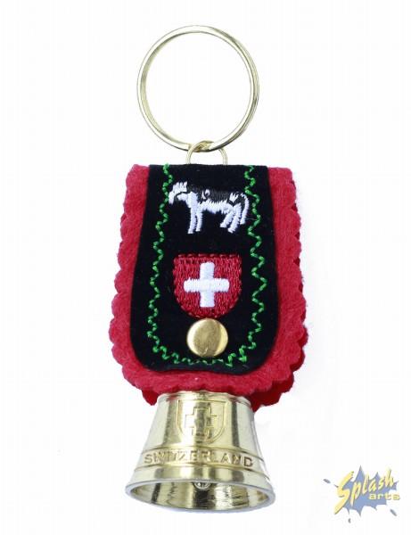 Schweizer Glocke Key ring