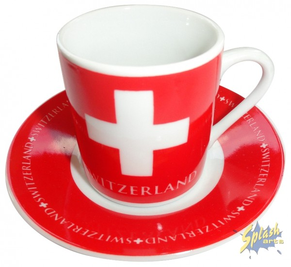 Switzerland Expresso Tassen