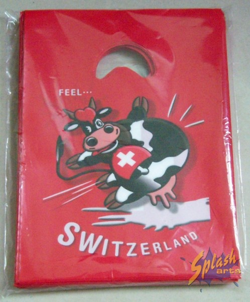 Funny cow promo bag large