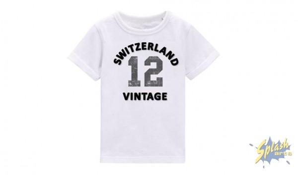 Vintage weiss M