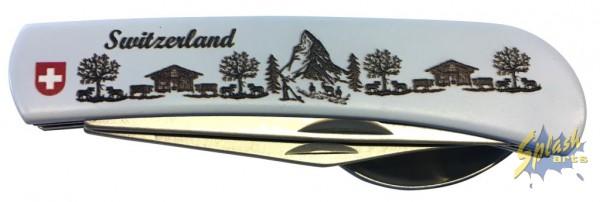 couteau silhouette blanc avec une cuillère