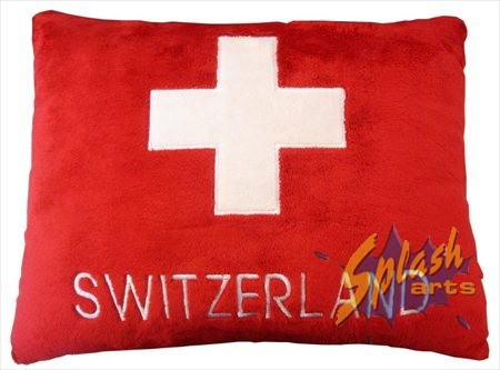 Switzerland pillow