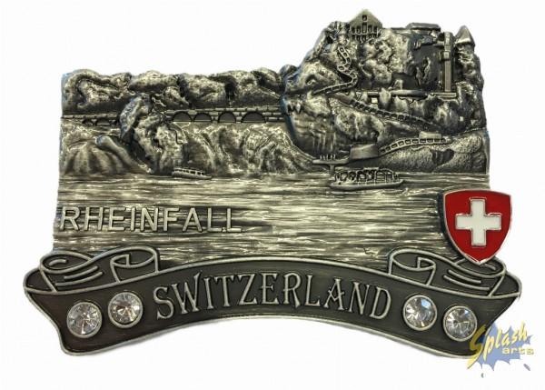 Rheinfall Metall Magnet