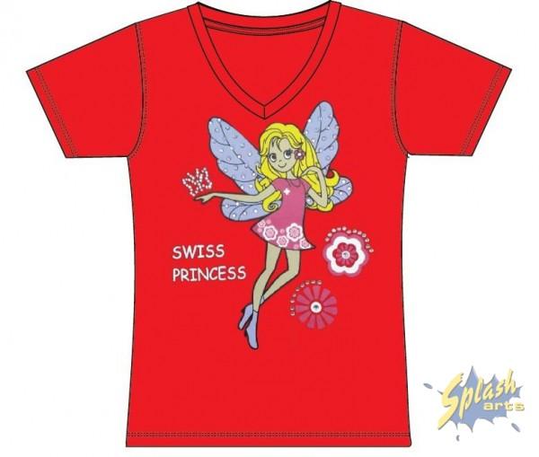 Little Swiss Princess rot 10