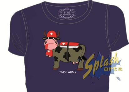 Army cow navy 8