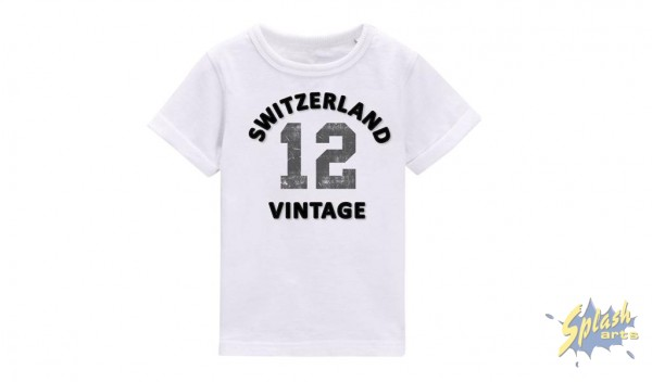 Vintage white XL