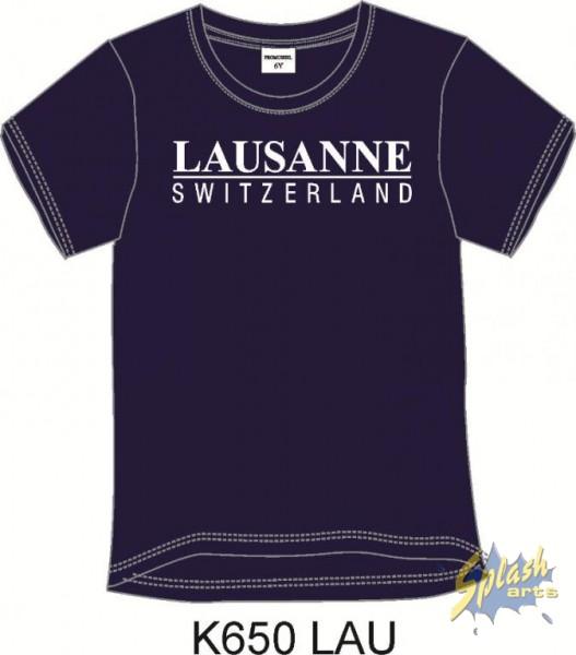Kids dunkelblau Lausanne-2Y
