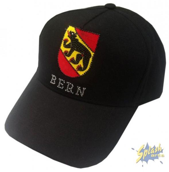 Cap Bern Wappen schwarz