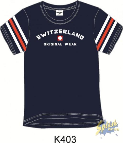Kids Print Original Wear Dunkelblau-6Y