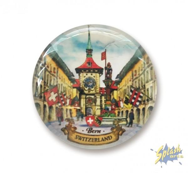 Bern Glasmagnet rund