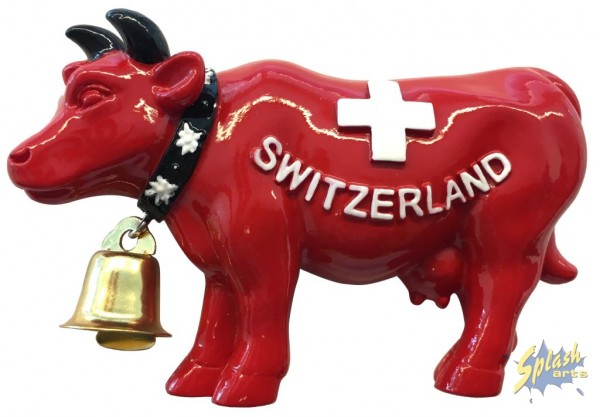 Red Cow magnet