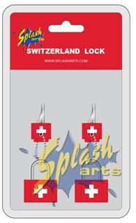 cadenas coeur suisse à combinaison petit