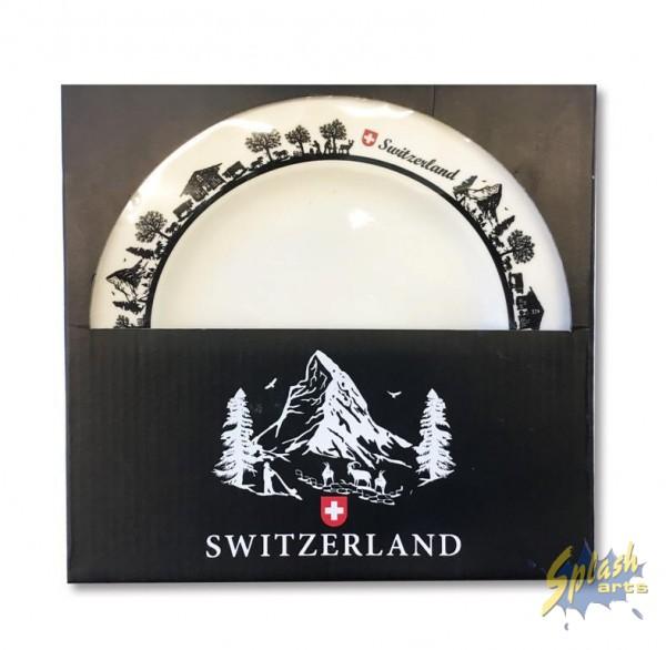 Assiette - Silhouette / Tradition
