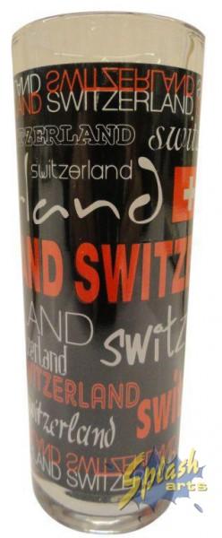 Verre à liqueur Switzerland
