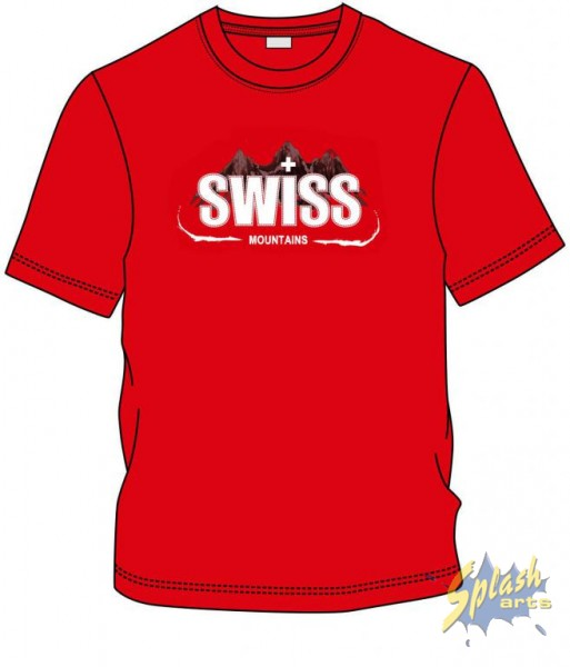 Swiss Unlimited rouge S